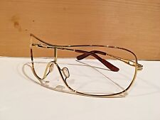 48249ce7d51 New Oakley Distress Sunglasses Authentic Polished Gold Frames (Frames only)  4073