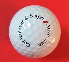 Pelota de golf con logo-nº 132-golf bola logotipo logotipo pelotas