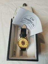 University of Cincinnati CSI Timepieces Water Resistant Small Band Gold