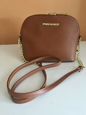 Steve Madden Crossbody Womens Bmarilyn Purse Cognac Color Dt204410