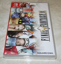 New listing Final Fantasy Ix for Nintendo Switch Brand New! Fast Shipping!