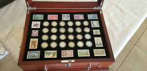 Special Commemorative FDR US Silver Dimes Collection