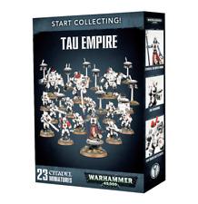Warhammer 40K - Iniciar Recaudación! Imperio Tau