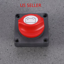 Car Boat RV 300A Battery Master Disconnect Rotary Cut Off Isolator Switch