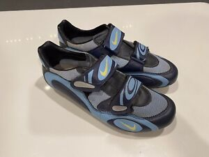 Nike Women's Road Cycling Shoes Size 38 SPD or LOOK
