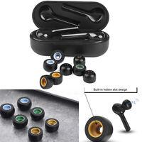 For Jabra Elite 65t Samsung Gear IconX Galaxy Headphones Ear Tips Memory Foam 2*
