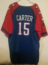 Men's Mitchell & Ness NBA 2004 All-Star Game Jersey #15 Vince Carter Sz 3XL