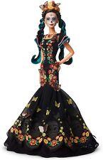 Mattel Barbie Dia De Los Muertos(Day of The Dead) Doll