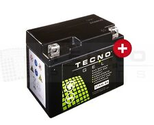 TECNO-GEL-Batterie Motorrad YTX4L-BS f. Adly, YAM, SUZ, PGO, KTM, HON, AEON u.a.