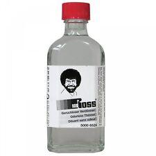 Bob Ross Odourless Thinner for Oil Painting - 125ml Bottle