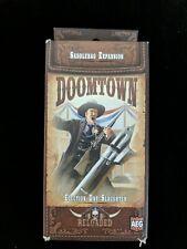 Doomtown Reloaded Saddlebag Expansion - Election Day Slaughter AEG