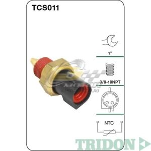 TRIDON COOLANT SENSOR FOR Ford Mondeo 07/95-10/96 2.0L(SD, ZH20)  TCS011