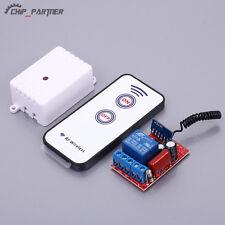220V RF Wireless Control Switch Module + 2-Key 433MHz Remote Control 10A 10-30m