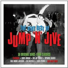 Various Artists - Very Best of Jump & Jive [New CD] UK - Import
