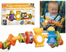 BABY FUN TOY MY 1st BUGGY ACTIVITY CENTRE Pushchair, Pram Gift Present 3+ Months