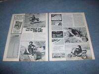 1972 HPE Muskin Tri Cat 3-Wheeler Vintage Info Article