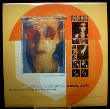 """12 """" -maxi Claudia Brücken - Absolut (E) (Shooting Star)"""
