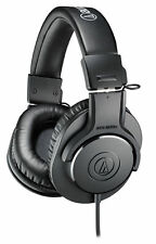 Audio-Technica ATH-M20X On-Ear Wired Headphones - Black