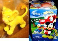 Disney Micro World - SIMBA SINGLE FIGURE PACK IL RE LEONE