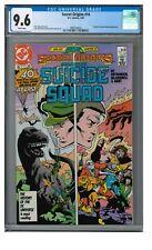 Secret Origins #14 (1987) Origin of Suicide Squad CGC 9.6 LK483