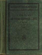Titus Livius, Ab urbe condita libri Auswahl 1, Lesestoff 1. Dekade, Aschendorff
