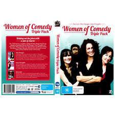 Women Of Comedy (DVD, 2013, 3-Disc Set) Region 4