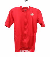 Castelli Imprevisto Nano Cycling Jersey Men's Small NEW with Tags