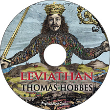 Leviathan by Thomas Hobbes - MP3 CD in safety sleeve