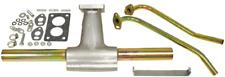 Progressive Manifold Kit w/Tubes & Bracket, Isolated, Type 1 & 2, w/Hardware EMP