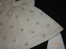 VHTF Janie & Jack Girls 5/6 Parisian Blush Poodle Top Leggings Outfit Set Darlin