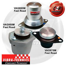VW Golf MK3 VR6 Vibra Technics Full Engine Mount Road Kit