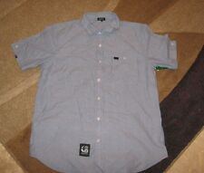 NEW LRG Core Collection  Short Sleeve Woven   L   P