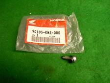 HONDA CBR900 GL1500 VFR750 CR125 CR250 CR500 NX250 XL350 GENUINE NOS DISC BOLT