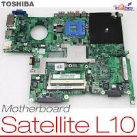 MOTHERBOARD LAPTOP NOTEBOOK TOSHIBA SATELLITE PRO L10 A000001170 MAINBOARD 040