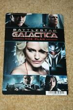 COLLECTIBLE BATTLESTAR GALACTICA: THE PLAN MINI POSTER