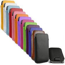 Pull Tab Tasche Samsung Galaxy S4 mini Case Schutz Hülle Socke i9190 i9195