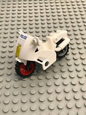 LEGO Motorcycle Fairing, City with 'POLICE' Complete Assembly