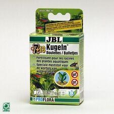 Jbl Kugeln la 7 + 13 Pelotas nutrientes vegetales