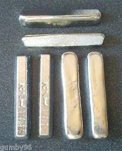 2 Ounces TIN metal Ingot 99.97% pure element Bullion - 56.7+ grams lb BAR