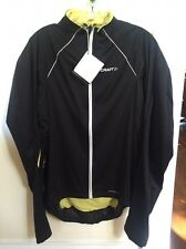 New Craft Elite Jacket Size XL Black 1900006U