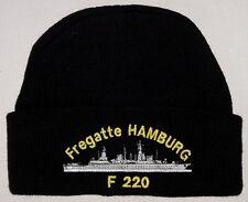 "Gorro gorra de ruedas a bordo gorra fragata ""hamburgo"" f220... b3329"