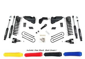 """Zone Offroad D52N 6.5"""" Suspension Lift Kit m/USA for 2013-19 Ram 3500 Diesel 4x4"""