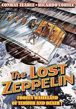Lost Zeppelin (DVD, 2006)