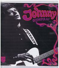 LP (NEUF) JOHNNY HALLYDAY OLYMPIA 67 (UNIVERSAL 2003 NUMEROTE)
