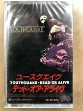 DEAD OR ALIVE/Pete Burns SEALED Japanese Cassette Tape YOUTHQUAKE Very Rare!!