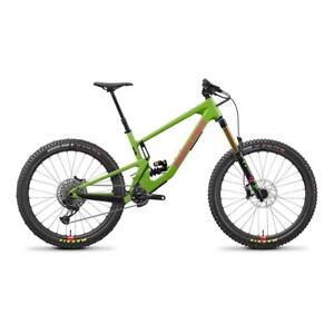 Bici Bike Santa Cruz Nomad C Xt 27.5 2021 colore Adder Green size M
