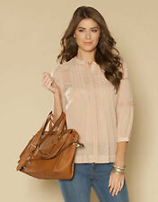 Monsoon Cotton Collarless Tops & Shirts for Women