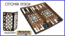 Backgammon-Gesellschaftsspiele