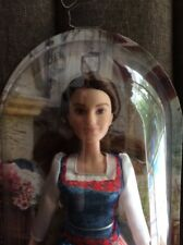 2017 Disney Beauty And The Beast Movie Belle Doll Emma Watson New In Box