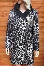Karen Millen Women's Cotton Knee Length Zip Coats & Jackets